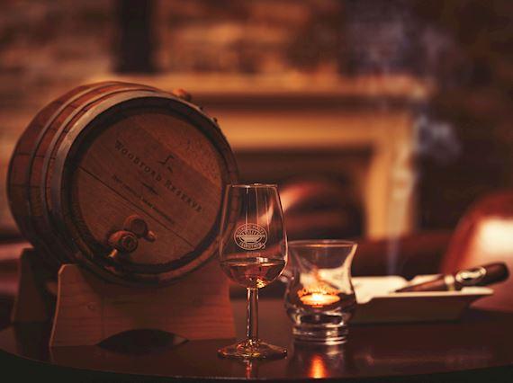 Barrel of whiskey